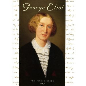 George Eliot by Kathleen Adams