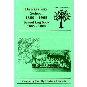 Hawkesbury School 1885 – 1908