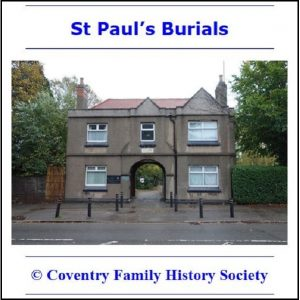 St Paul's Burials