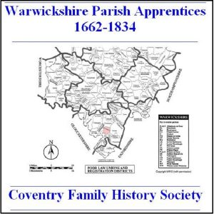 Warwickshire Parish Apprentices (1662 – 1834)