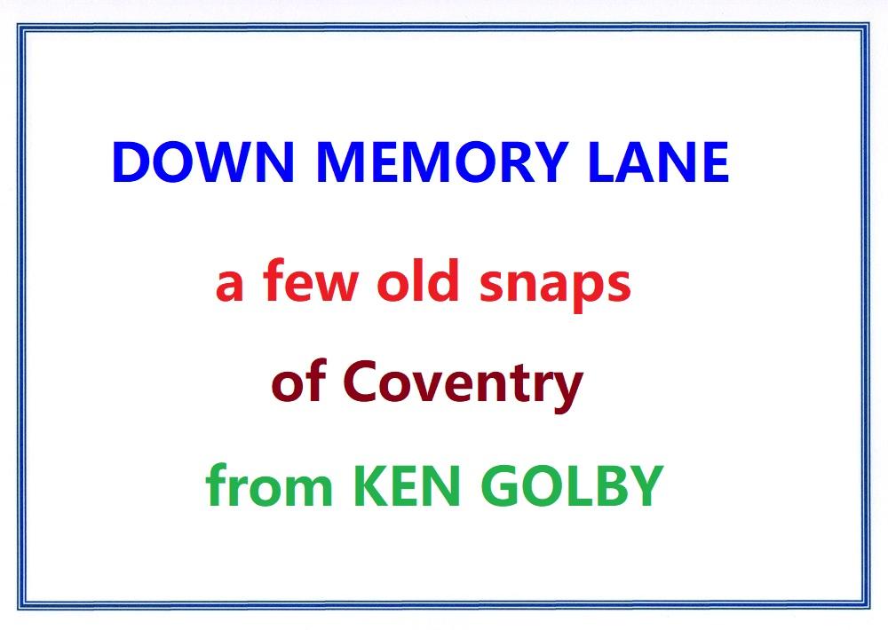 Ken Golby notice
