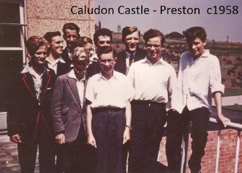 Caludon c1958 - from Tony Doughty