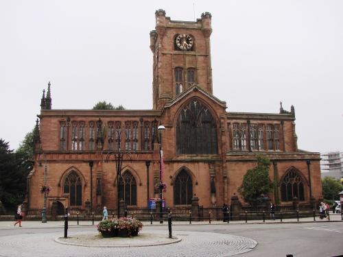 St John the Baptish Church