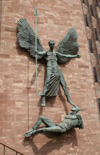 St Michael & The Devil
