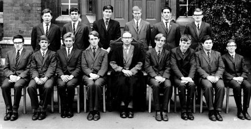 Bablake School - 1966