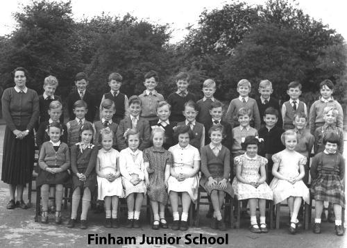 Finham Junior School 2 - from Gill Walton