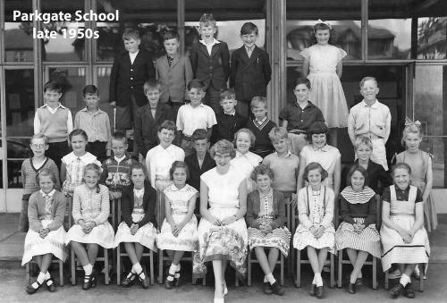 Parkgate School - late 50s