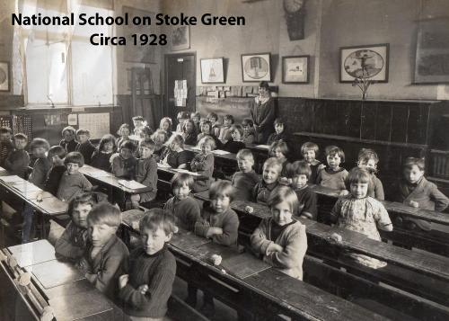 Stoke Green c1928