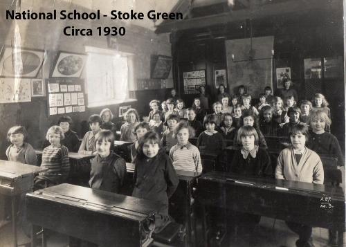 Stoke Green c1930