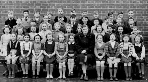 Stoke Junior School - 1951
