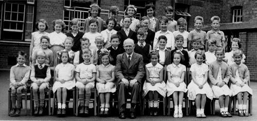Stoke Junior School 2 - 1959