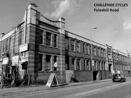 Challenge Cycles Foleshill Road