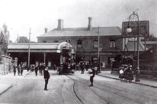 Coventry Station    -   Images reproduced by kind permission of Culture Coventry Trust/Coventry Archives