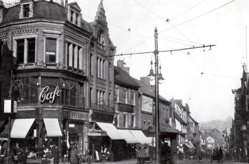 Cross Cheaping    -   Images reproduced by kind permission of Culture Coventry Trust/Coventry Archives