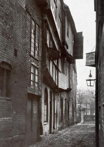 Derby Lane    -   Images reproduced by kind permission of Culture Coventry Trust/Coventry Archives