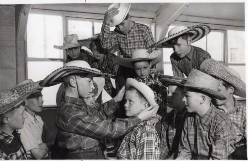 Gang Show - 1955