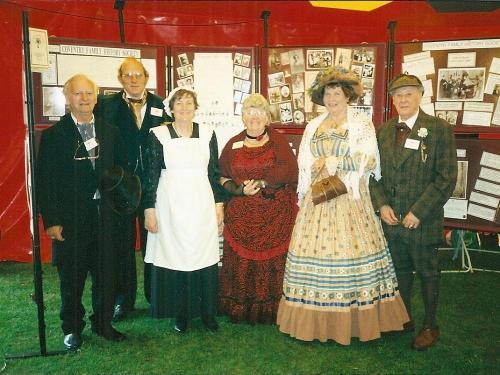 Godiva Festival 1998 - Dressing the part