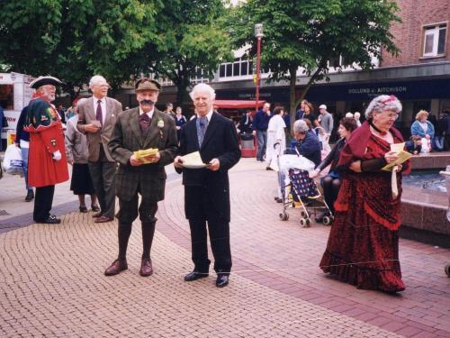 Godiva Festival 1998 Precinct