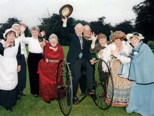 Godiva Festival 1998 The Crew