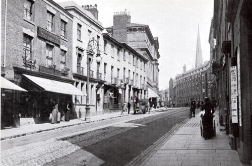 Hertford Street    -   Images reproduced by kind permission of Culture Coventry Trust/Coventry Archives