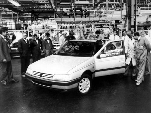 Peugeot - 1988
