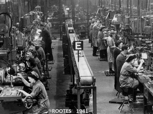 Rootes 1941