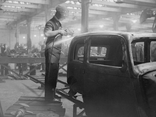Coventry's Lost Industry