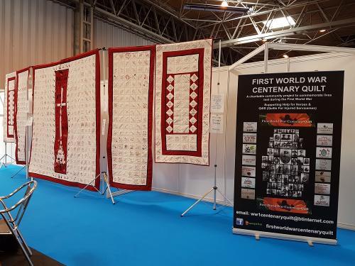 WW1 Centenary Quilt