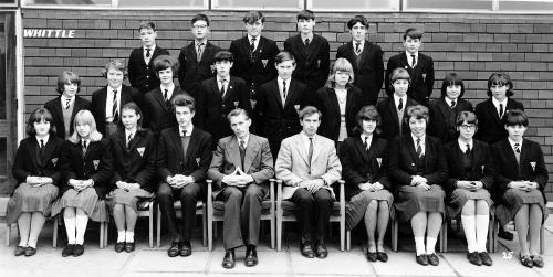 Binley Park School - 1964