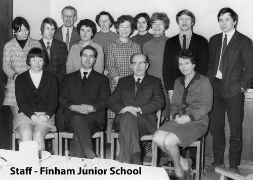Finham Junior School - from Gill Walton