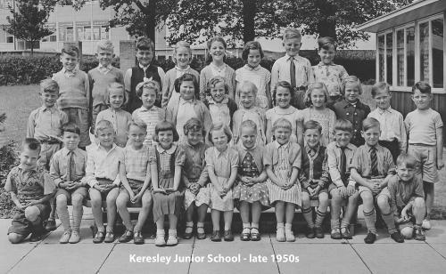 Keresley Junior School - late 50s