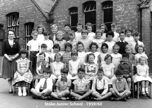 Stoke Junior School - 1959-60